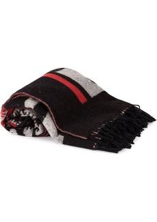 Stella McCartney fringed blanket