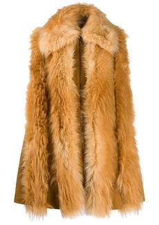 Stella McCartney Fur Free Fur zipped gilet