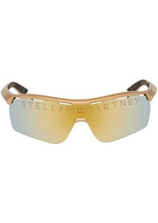 Stella McCartney Gold Bio Injection Sunglasses