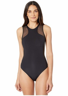Stella McCartney Graphic Scuba One-Piece