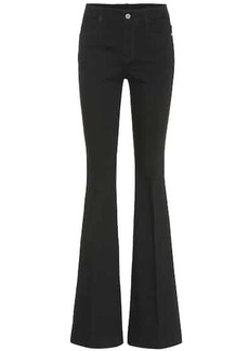 Stella McCartney High-rise bootcut jeans