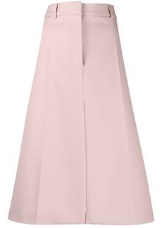 Stella McCartney high-waisted A-line skirt