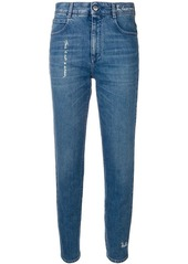 Stella McCartney high-waisted slim jeans