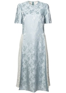 Stella McCartney jacquard midi dress