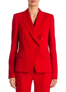 Stella McCartney Japanese Tailoring Double-Breasted Blazer
