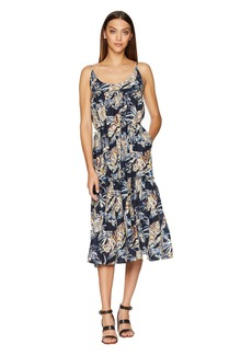 Stella McCartney Jungle Print Maxi Dress