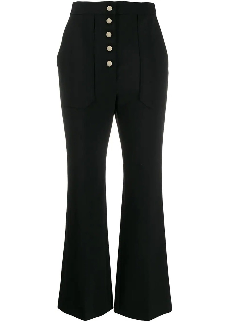 Stella McCartney kick flare trousers