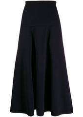 Stella McCartney knitted midi skirt