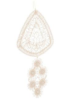 Stella McCartney knitted style single earring