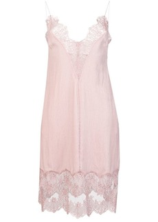 Stella McCartney lace slip dress