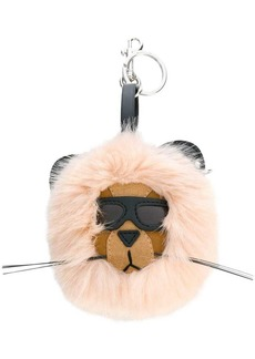 Stella McCartney Lion key ring