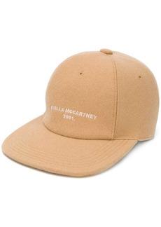 Stella McCartney logo baseball cap