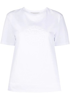 Stella McCartney logo-detail T-shirt