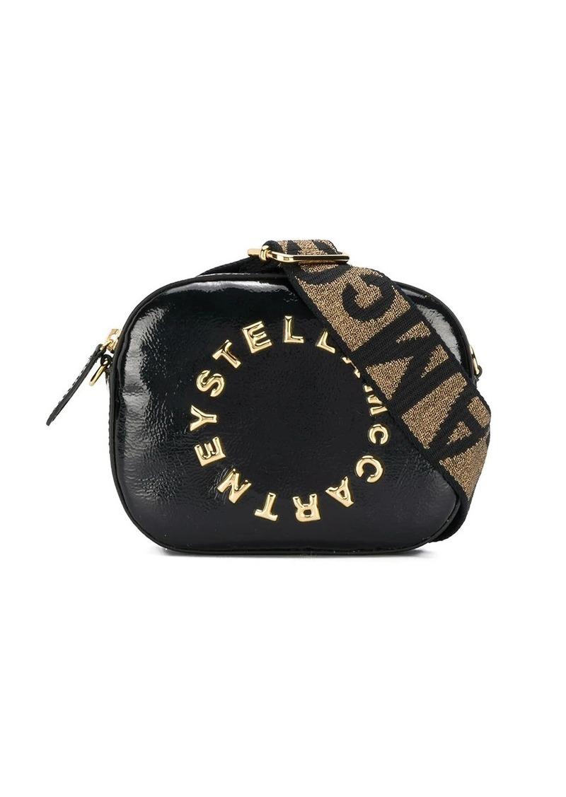 Stella McCartney logo plaque belt bag