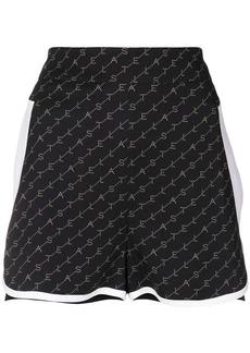 Stella McCartney logo slim shorts