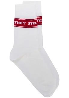 Stella McCartney logo socks