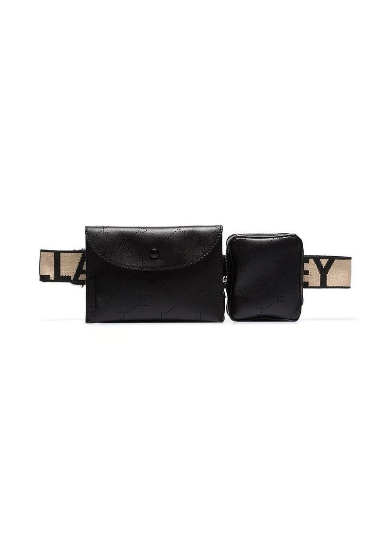 monogram utility belt bag