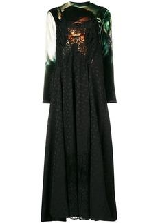 Stella McCartney long lingerie dress