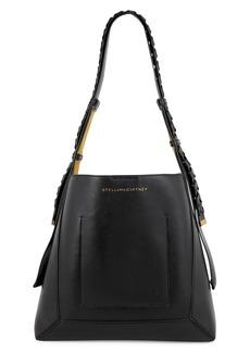 Stella McCartney Medium Braided Shoulder Bag