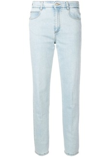 Stella McCartney mid rise straight jeans