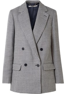 Stella McCartney Milly Oversized Wool-tweed Blazer