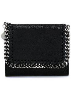 Stella McCartney mini 'Falabella' flap wallet