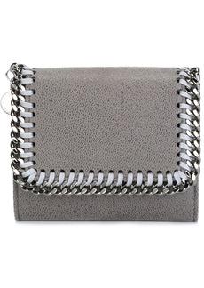 Stella McCartney mini Falabella flap wallet