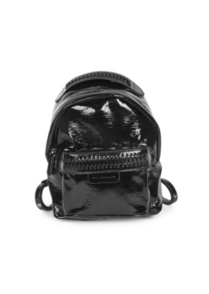 Stella McCartney Mini Patent Backpack