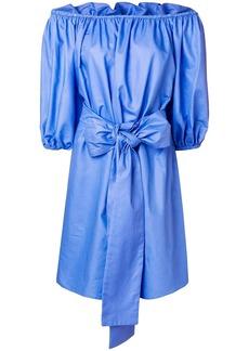 Stella McCartney off the shoulder dress