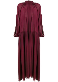 Stella McCartney oversized sheer dress