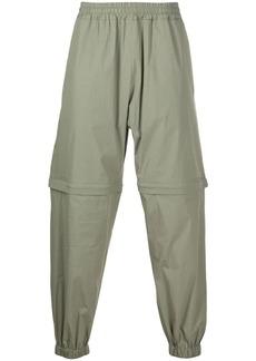 Stella McCartney Patrick zip-off trousers