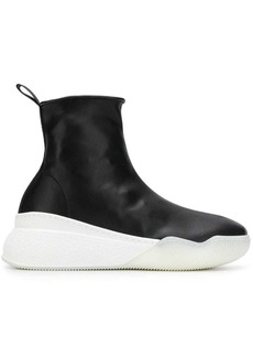 Stella McCartney platform sock sneakers