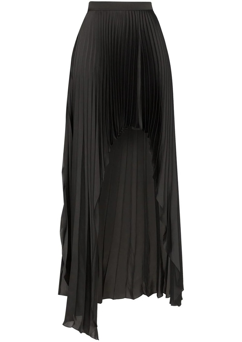 Stella McCartney Allora open-front skirt