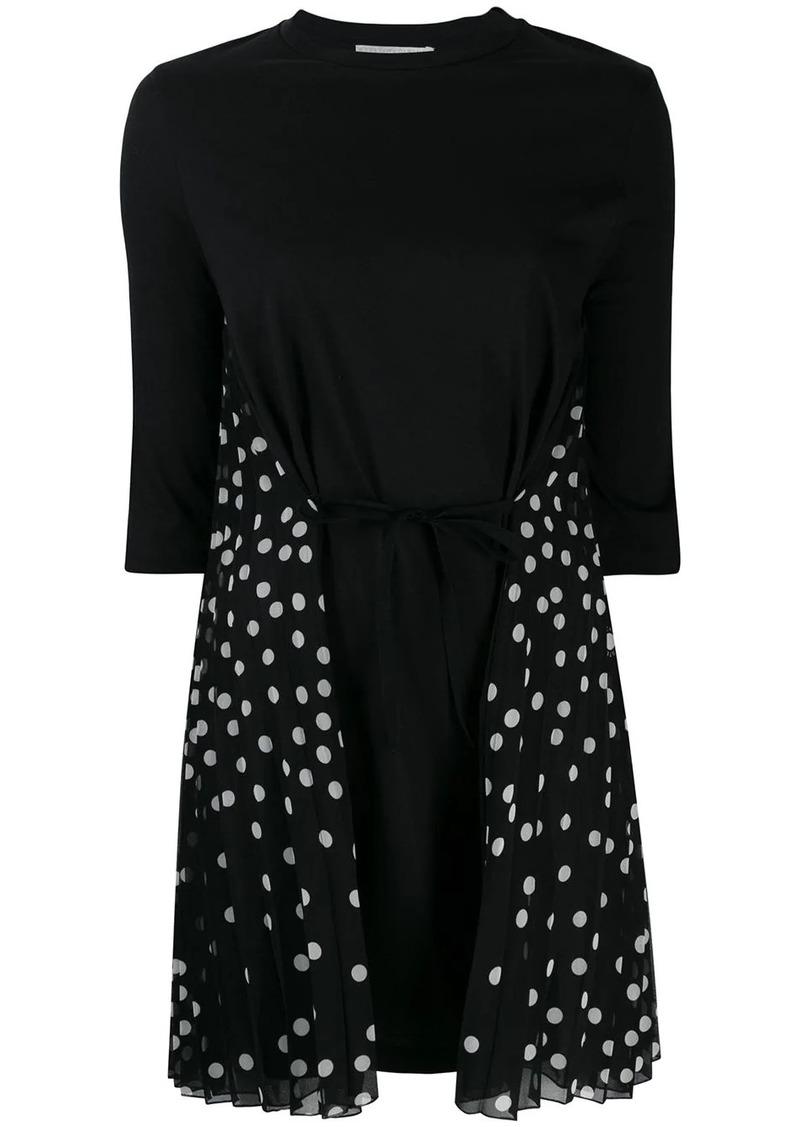 Stella McCartney polka dot mini dress