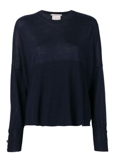 Stella McCartney relaxed fit knitted top