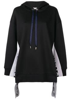 Stella McCartney side logo hoodie