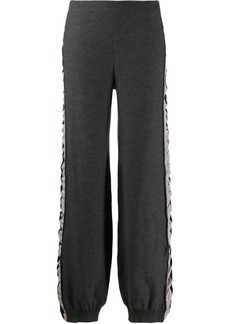 Stella McCartney side panelled track pants