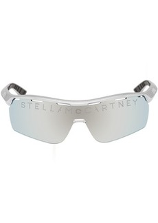 Stella McCartney Silver Bio Injection Sunglasses