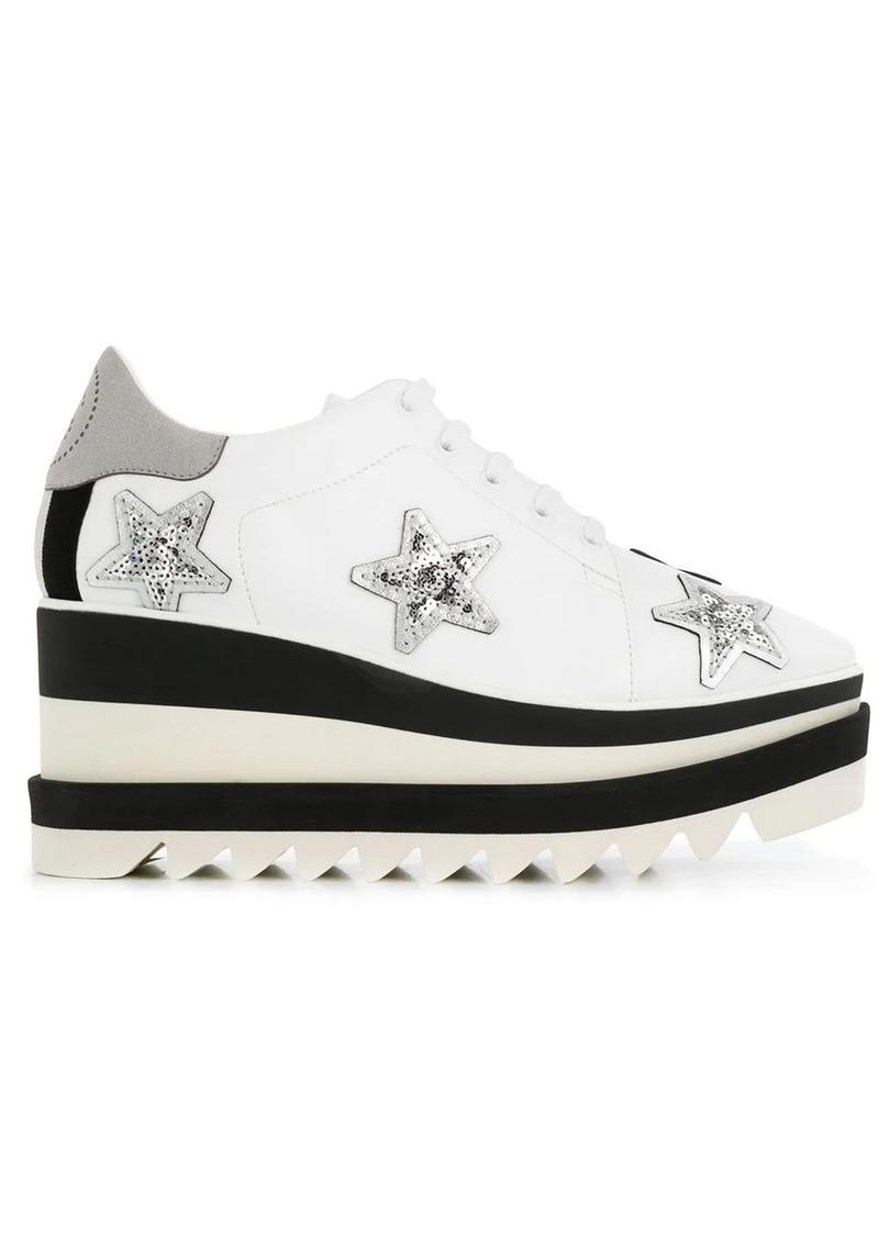 Stella McCartney Sneak-Elyse star sneakers