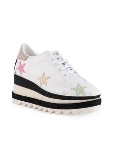 Stella McCartney Sneakelyse Star Platform Sneakers