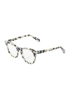 Stella McCartney Square Tortoise Acetate Optical Glasses
