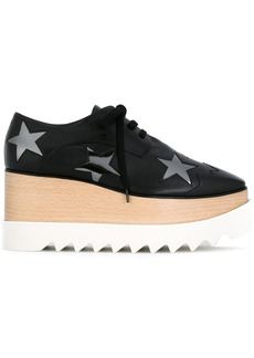 Stella McCartney Star Elyse platform shoes