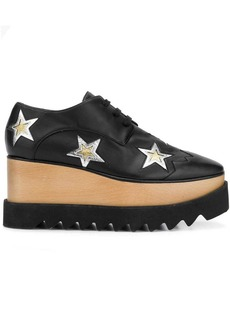 Stella McCartney star-embellished Elyse shoes