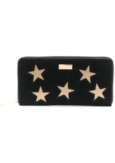 Stella McCartney star patch continental purse