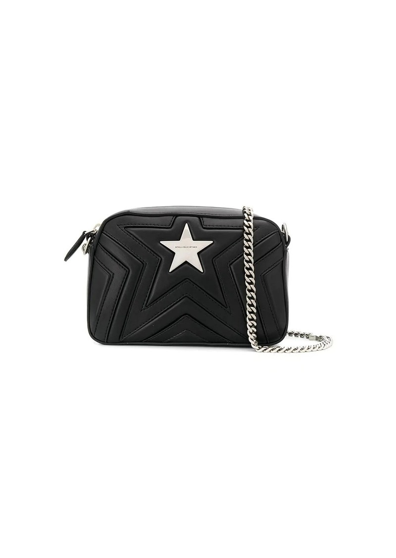 Stella McCartney Star quilted crossbody bag
