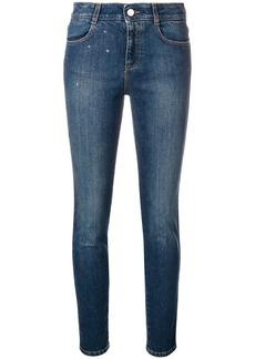 Stella McCartney star stud skinny jeans