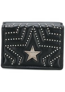 Stella McCartney star stud wallet