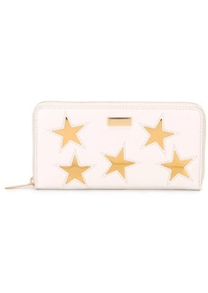 Stella McCartney stars continental wallet