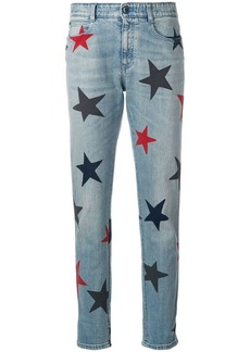Stella McCartney Stars skinny boyfriend jeans