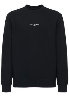 Stella McCartney Stella 2001 Print Cotton Sweatshirt